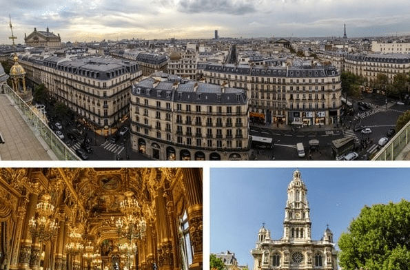 Top 3 Best Neighborhoods to Stay in Paris
