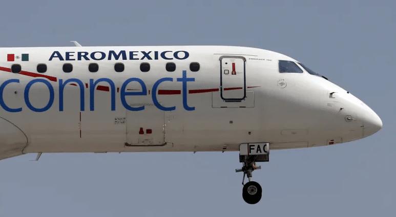 Aeromexico Canada History