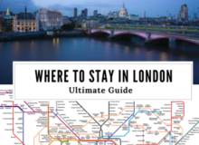 Where to stay in London